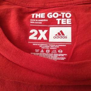 Adidas 2014 World Cup Spain The Go To TShirt XXL